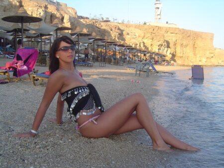 Chiara cherche une aventure coquine